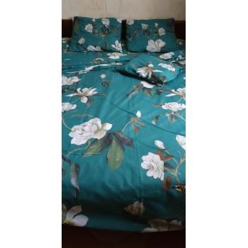 Постельное белье бязь light (лайт) Цветы Магнолии фото 3