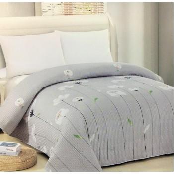 Покрывало на диван стеганое двустороннее евро 230х250 Soft Cotton 130115, Китай
