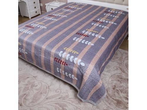 Покрывало на диван двуспальное 210х240 полиэстер MICROMINK 130201, Китай 130201 от ALLTEX в интернет-магазине PannaTeks