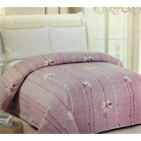 Покрывало на диван стеганое двустороннее евро 230х250 Soft Cotton 130111, Китай