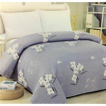 Покрывало на диван стеганое двустороннее евро 230х250 Soft Cotton 130116, Китай