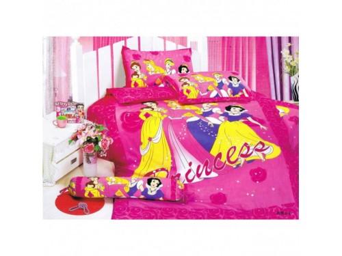 """Комплект подростковый сатин """"Принцессы Диснея 3"""" 212420 от ALLTEX в интернет-магазине PannaTeks"""