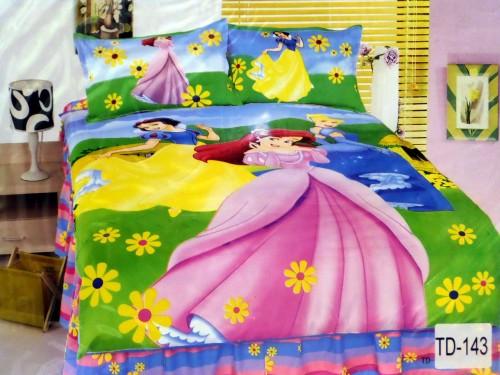 """Комплект подростковый сатин """"Принцесса и Белоснежка"""" 212034 от ALLTEX в интернет-магазине PannaTeks"""