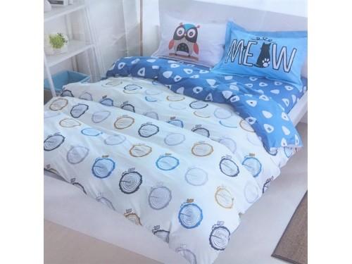 Подростковое постельное белье сатин Пеньки 210018 от ALLTEX в интернет-магазине PannaTeks
