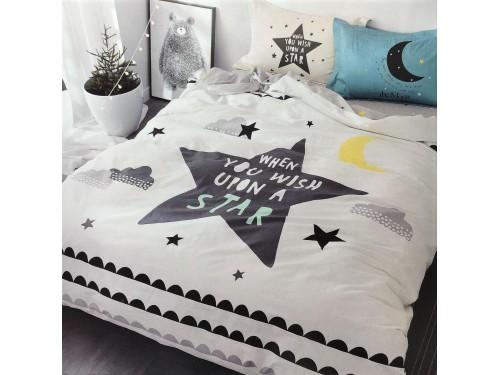 Подростковое постельное белье сатин Star 210033 от ALLTEX в интернет-магазине PannaTeks