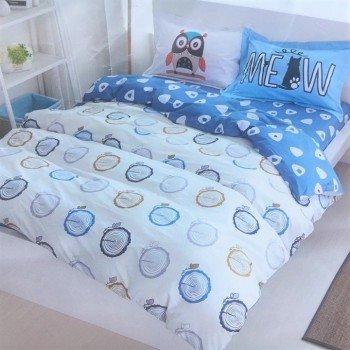 Подростковое постельное белье сатин Пеньки