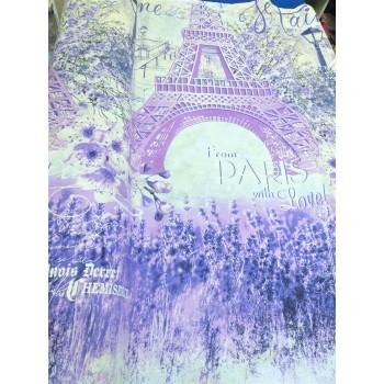 Постельное белье бязь Город Любви Париж фото 1