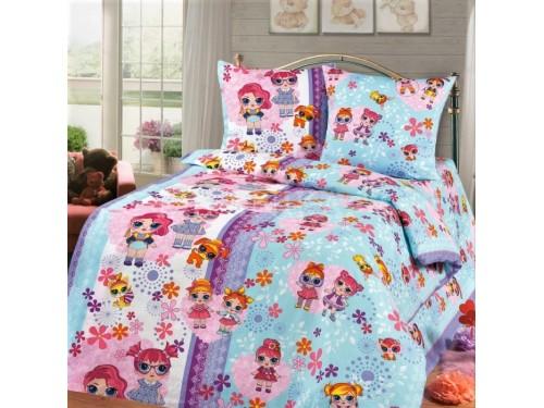 Детское постельное белье бязь Лола Лола от Царский Дом в интернет-магазине PannaTeks