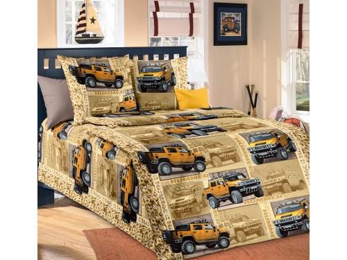 Детское постельное белье бязь Сафари Сафари от Царский Дом в интернет-магазине PannaTeks