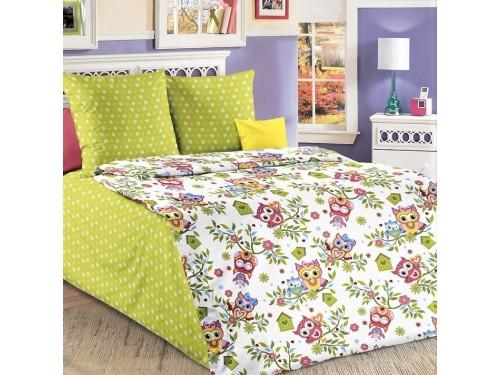 Детское постельное белье бязь Совята Совята от Царский Дом в интернет-магазине PannaTeks