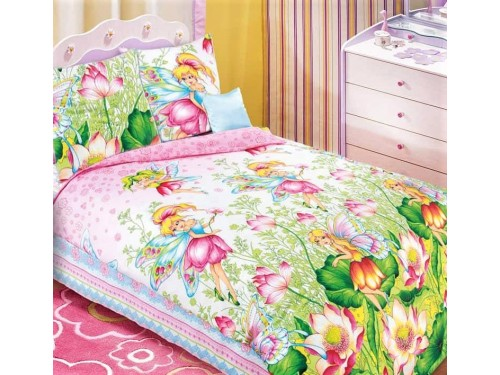 Детское постельное белье бязь Волшебный мир Волшебный мир от Царский Дом в интернет-магазине PannaTeks
