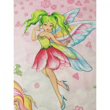 Детское постельное белье бязь Волшебный мир фото 3