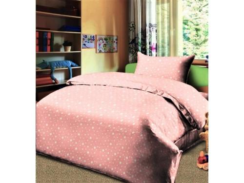 Детское постельное белье бязь Звездопад персиковый Звездопад персиковый от Царский Дом в интернет-магазине PannaTeks