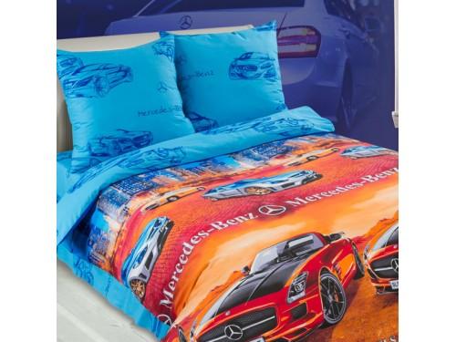 Детское постельное белье для мальчика поплин Фаворит Фаворит от Царский Дом в интернет-магазине PannaTeks
