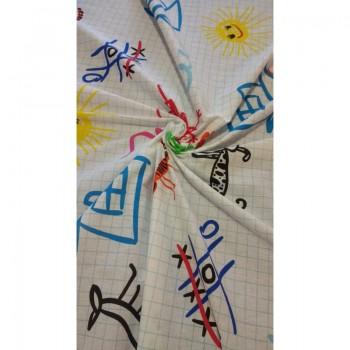Детское постельное белье поплин Переменка фото 2