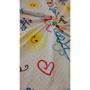 Детское постельное белье поплин Переменка фото 3