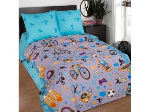 Детское постельное белье поплин Тинейджер Тинейджер от Царский Дом в интернет-магазине PannaTeks