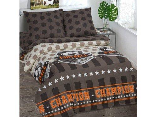 Детское постельное белье для мальчика поплин Чемпион Чемпион  от Царский Дом в интернет-магазине PannaTeks
