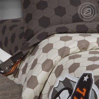 Детское постельное белье для мальчика поплин Чемпион фото 2