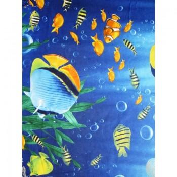 """Постельное белье перкаль """"Подводный мир"""" фото 2"""