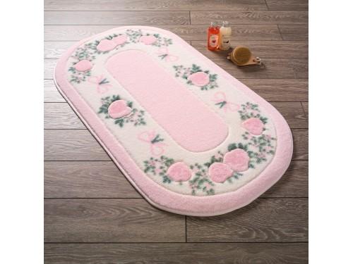 Коврик для ванной Rose Frame Pembe 110083299 от Confetti в интернет-магазине PannaTeks