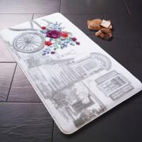 Коврик для ванной комнаты Confetti Rose Basket Gri Турция