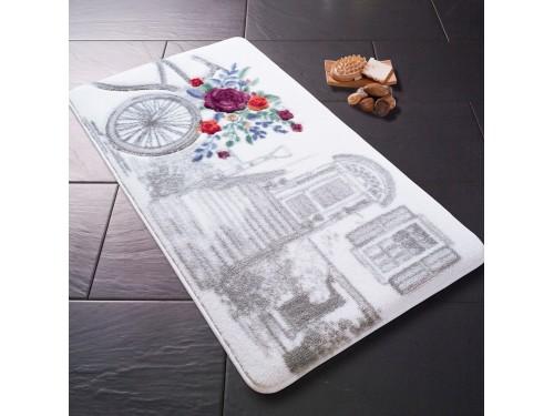 Коврик для ванной Confetti Rose Basket Gri 110083313 от Confetti в интернет-магазине PannaTeks