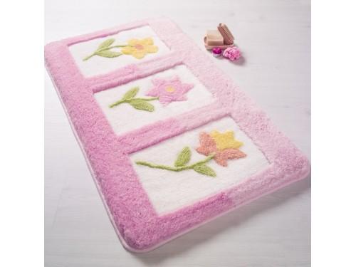 Коврик для ванной Confetti Anjelik Bebe Pembe 110083340 от Confetti в интернет-магазине PannaTeks