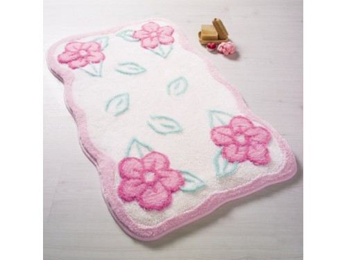 Коврик для ванной Confetti Ramses Pastel Pembe 110083349 от Confetti в интернет-магазине PannaTeks