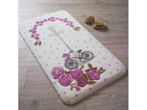 Коврик для ванной Vintage Bike D. Pink (K. Pembe) 110083388 от Confetti в интернет-магазине PannaTeks