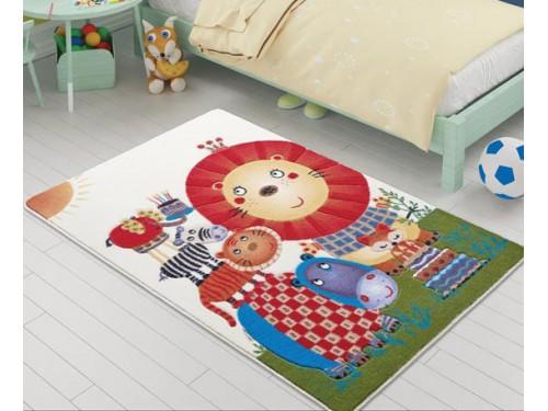 Детский прикроватный коврик Lion King Orange Турция 110083419 от Confetti в интернет-магазине PannaTeks