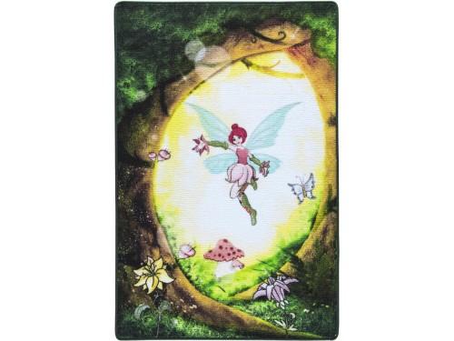 Коврик в детскую комнату Fairy Forest Yesil 110083652 от Confetti в интернет-магазине PannaTeks