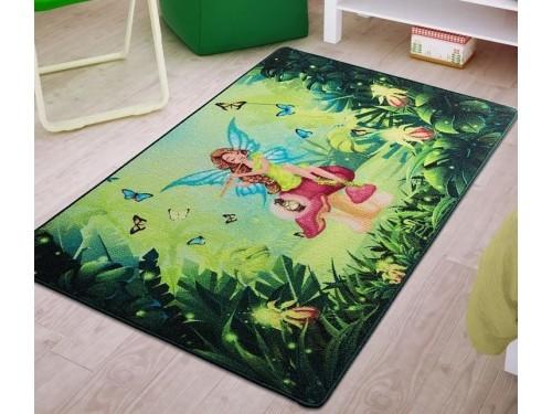 Коврик в детскую комнату Fairy Song Yesil 110083653 от Confetti в интернет-магазине PannaTeks