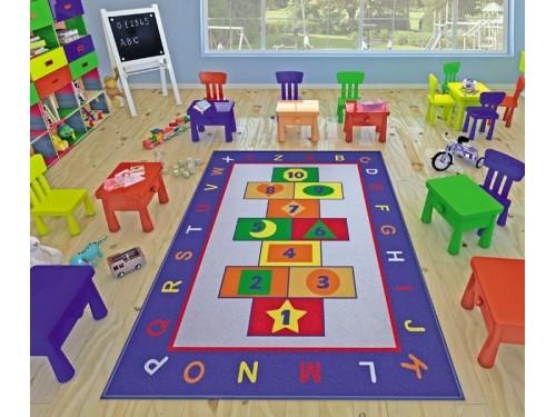 Коврик в детскую комнату Game Mavi 110083655 от Confetti в интернет-магазине PannaTeks