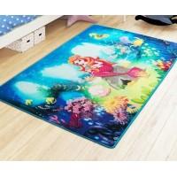 Коврик в детскую комнату Mermaid Mavi