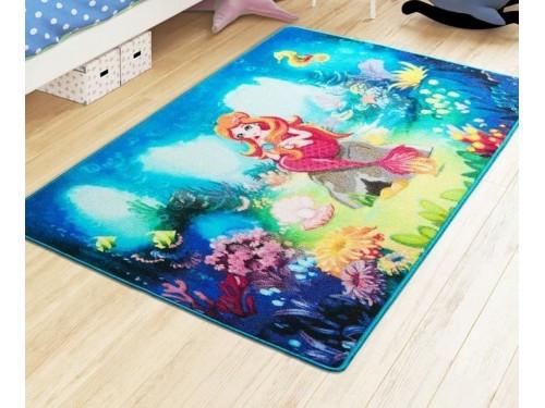 Коврик в детскую комнату Mermaid Mavi 110083658 от Confetti в интернет-магазине PannaTeks