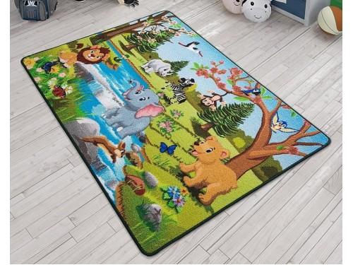 Детский коврик на пол Springtime Yesi Турция 110083665 от Confetti в интернет-магазине PannaTeks
