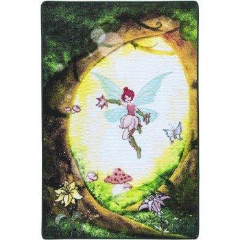 Детский коврик Fairy Forest Yesil Турция