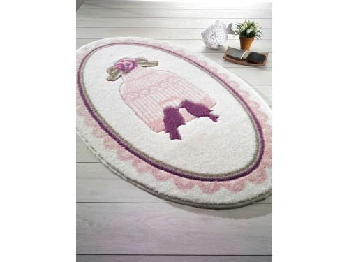 Коврик для ванной Confetti Bird Cage Pink (Pembe) 11008391 от Confetti в интернет-магазине PannaTeks