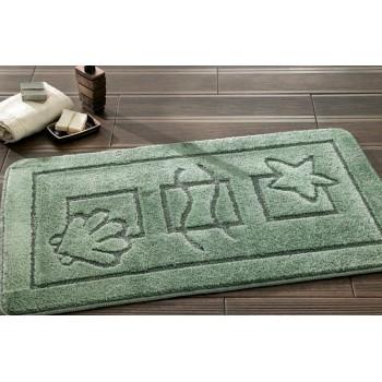 Набор ковриков в ванную Maritime Hunter Green Турция фото 1
