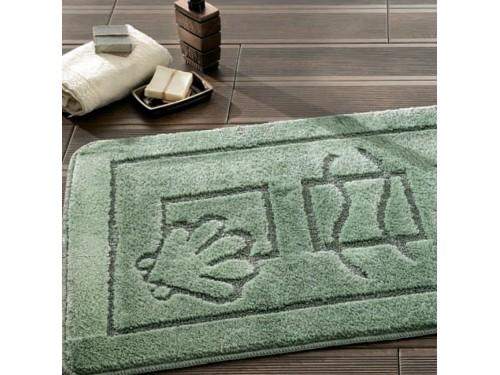 Набор ковриков в ванную Maritime Hunter Green Турция 110083289 от Confetti в интернет-магазине PannaTeks