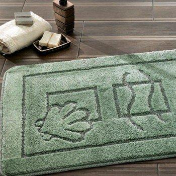 Набор ковриков в ванную Maritime Hunter Green Турция