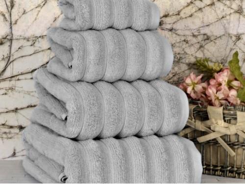 Полотенце Waves Grey 060080167 от IRYA в интернет-магазине PannaTeks