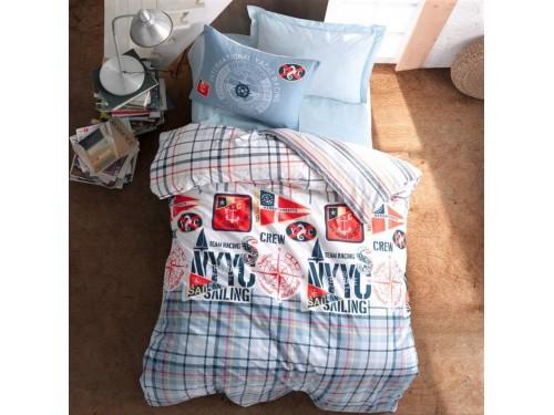 """Комплект подростковый ранфорс """"CRUISE"""" 080077102 от Cotton box в интернет-магазине PannaTeks"""