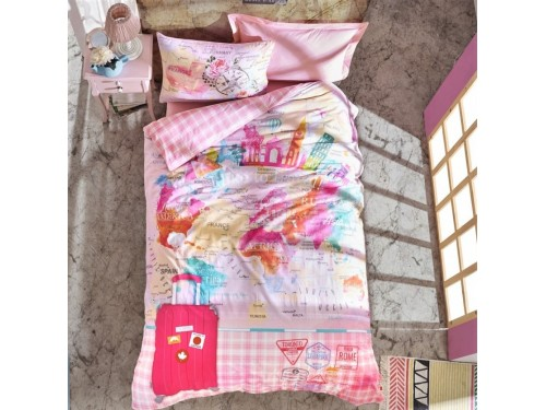 """Комплект подростковый ранфорс """"ESCAPE"""" 080077103 от Cotton box в интернет-магазине PannaTeks"""