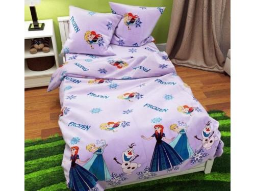 Детское постельное белье бязь Холодное сердце Холодное сердце от Комфорт Текстиль в интернет-магазине PannaTeks