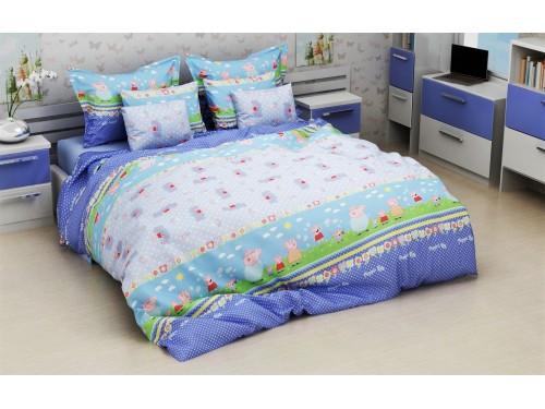 Детское постельное белье бязь Дружба Дружба  от Комфорт Текстиль в интернет-магазине PannaTeks