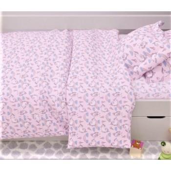 Детское постельное белье в кроватку бязь Единорожка фото 1