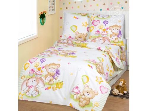 Детское постельное белье в кроватку бязь Именины Именины от Комфорт Текстиль в интернет-магазине PannaTeks