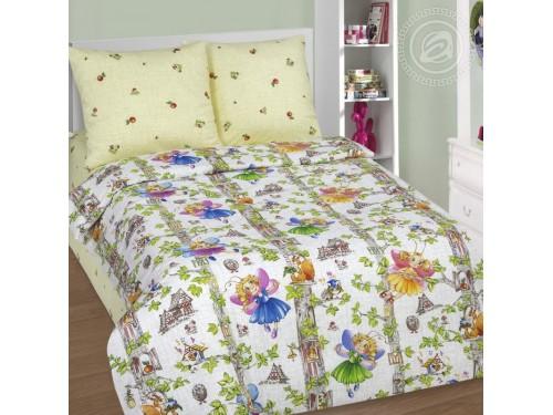 Детское постельное белье для девочки поплин Лесные Феи Лесные феи от Комфорт Текстиль в интернет-магазине PannaTeks